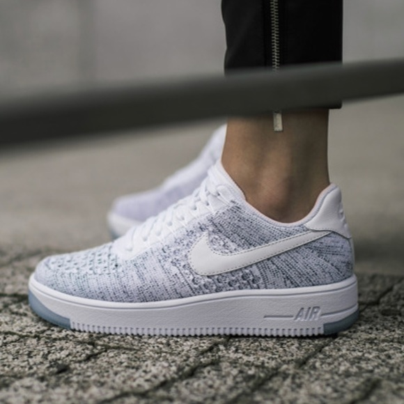 Nike Shoes | Air Force One Flyknit | Poshmark